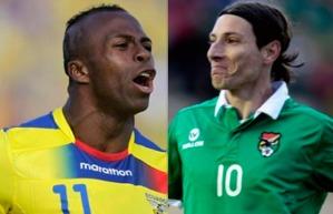 Ecuador - Bolivia 1 - 0  Qualificazioni Brasile 2014