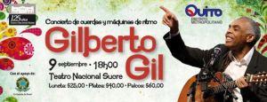 Gilberto Gil en Ecuador