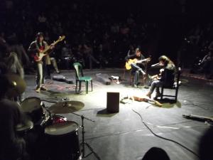 Teatro Prometeo di Quito_Tributo a Spinetta
